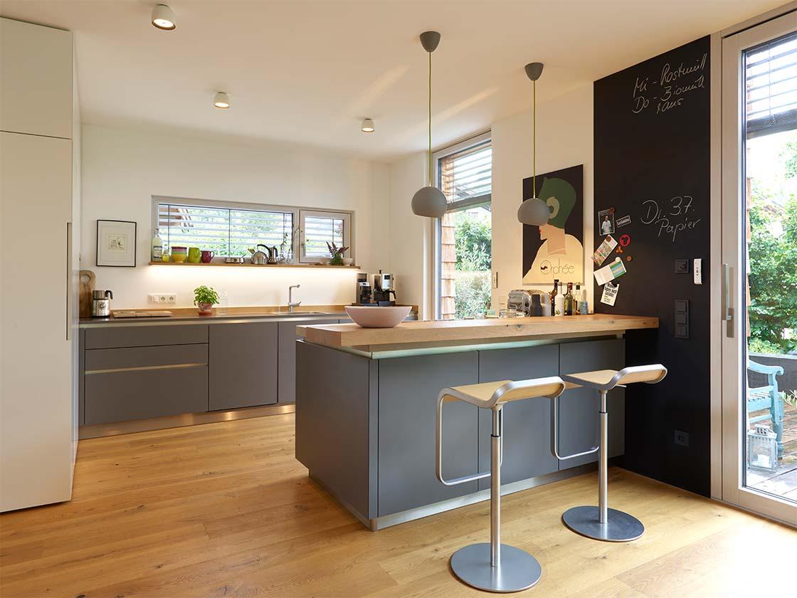 Von Kochinsel bis L-Küche ➔ Die perfekte Küchenform für jeden Raum ✓