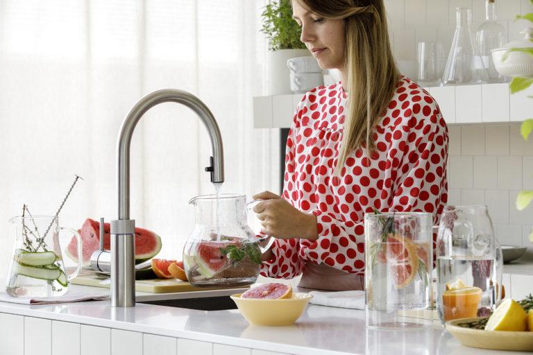 wasser mit 100° ohne wasserkocher direkt aus dem wasserhahn
